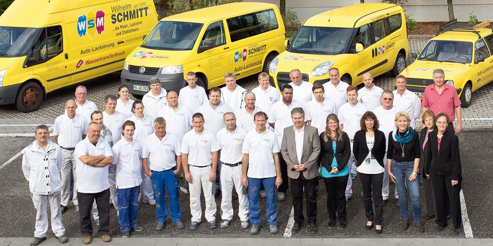 Das WSM Team